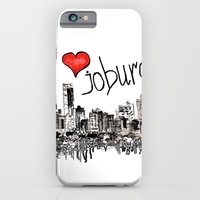 I love Joburg iPhone 6 Slim Case
