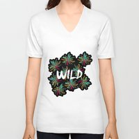 Wild Unisex V-Neck