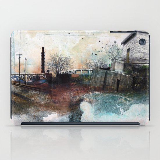 In A Fog iPad Case