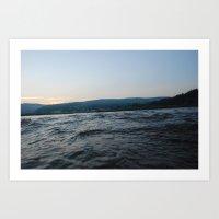 Adrift, Hello  Art Print