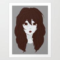 Marcy Art Print