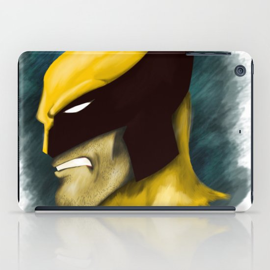 Wolverine iPad Case