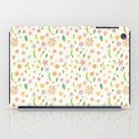 Colourful Daisies iPad Case
