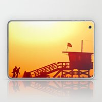 Shadows In The Sunset Laptop & iPad Skin