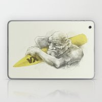 WL / I Laptop & iPad Skin
