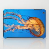 Jellyfish in Color iPad Case