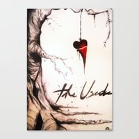 The Used Canvas Print