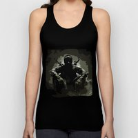Call Of Duty Camo Unisex Tank Top
