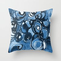SUMI Throw Pillow