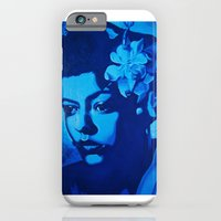 iPhone & iPod Case featuring Lady Billie by ByrneDarkly