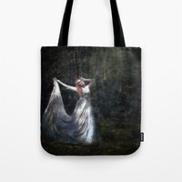 Songs Of The Moon Tote Bag