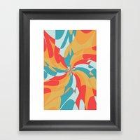 Splat (Available In The … Framed Art Print