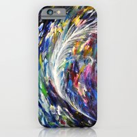 iPhone & iPod Case featuring Feather by Katy Hands