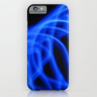 iPhone & iPod Case featuring Nothing But Blue #2 by KineticPhotos