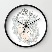 A L C H E M Y Wall Clock