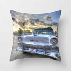Gonzales Chevy Throw Pillow