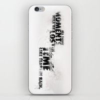 Moments Lost iPhone & iPod Skin