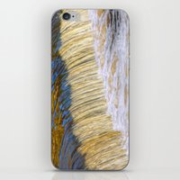 Flow Of Gold  iPhone & iPod Skin