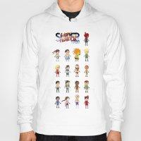 Super Street Fighter II Turbo Hoody