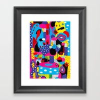 Some Things Are Better L… Framed Art Print