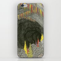 Color Cave iPhone & iPod Skin