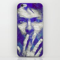 Tribute To The Legend  iPhone & iPod Skin