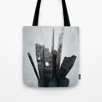Pathfinder - Experimental Tote Bag