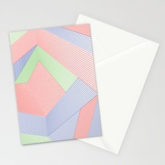 Lines Stationery Cards