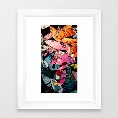 pedals - 1 Framed Art Print