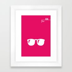04_Webdings_$ Framed Art Print