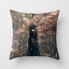 Tales from the trees 1 Throw Pillow