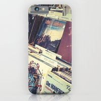 The Record Store (An Ins… iPhone 6 Slim Case