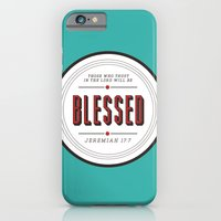 iPhone & iPod Case featuring Blessed by Joseph Rey Velasquez