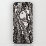 iPhone & iPod Skin featuring