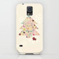 Christmas Tree 01 Galaxy S5 Slim Case