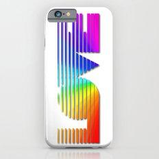 LOVE Rainbow Slim Case iPhone 6s