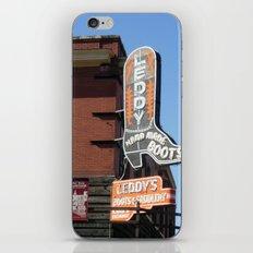 Leddy's iPhone & iPod Skin