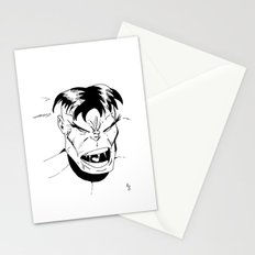 Hulk - You Wouldn't Like Me When I'm Angry - 2012 Stationery Cards