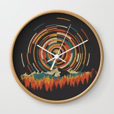 The Geometry of Sunrise Wall Clock