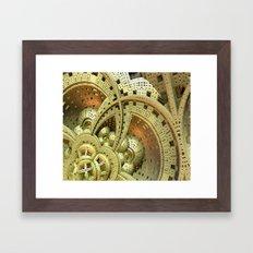 Industrial Steam Punk Co… Framed Art Print