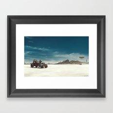 Desert II Framed Art Print