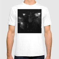 You See Me  Mens Fitted Tee White SMALL