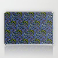 Lizzards Pattern. Laptop & iPad Skin