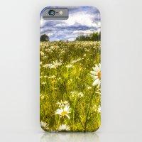 Daisy Field Art iPhone 6 Slim Case