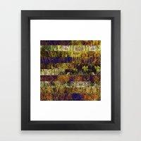 Super Natural No.4 Framed Art Print