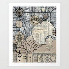 Symphonic Art Print