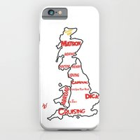 Carry On (1960's - 1970'… iPhone 6 Slim Case