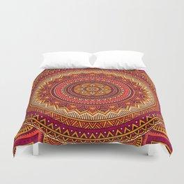 Duvet Cover - Hippie mandala 33 - Mantra Mandala