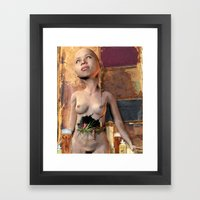 Eve II Framed Art Print