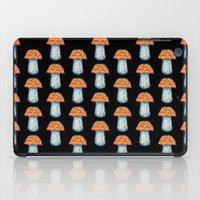 Mushroom (Champignon) iPad Case